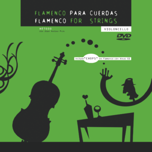"DVD ""Flamenco para cuerdas"""