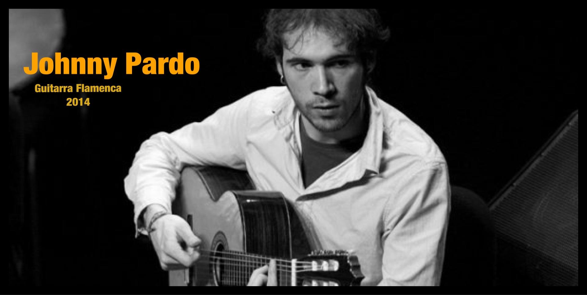 Johnny Pardo Guitarra flamenca